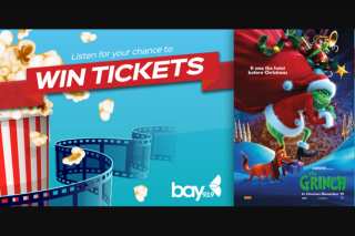 Bay939 Geelong – Win a Family Pass to The Preview Screening of The Grinch