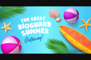BioGuard – (win a $1000 Travel Voucher) an Individual Must Be a Legal Resident of Australia Or New Zealand