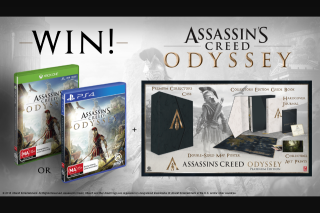 Bluemouth Interactive – Win an Assassins Creed Platinum Edition Pack With Bluemouth Interactive & Ubisoft (prize valued at $150)