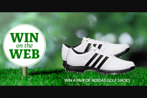 7bu TAS – a Pair of Adidas Golf Shoes