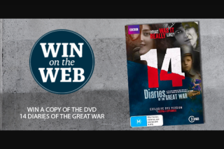 7bu TAS – on The Web Is a Copy of The DVD 14 Dairies of The Great War