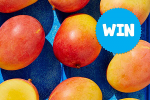 calypsomangoes – Win a Tray of Calypso® Mangoes Don't Forget to Tag @calypsomango and #calypsosnackmoment to Be Eligible