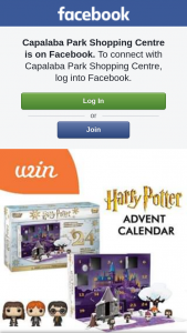 Capalaba Park Shopping Centre – Win a Harry Potter Advent Calendar (prize valued at $100)