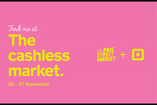 Cashless Markets – Win a $2000 Shopping Spree at The Rose St Market (prize valued at $2,000)