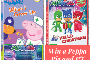 Child Blogger – Win a Pack Including All of The Below Three Titles