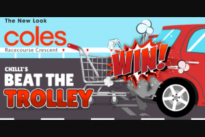ChilliFM – That Amount In Coles Racecourse Crescent Gift Cards