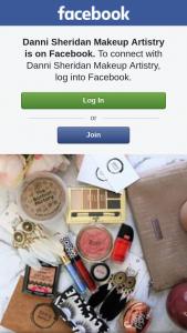 Danni Sheridan Makeup – Competition