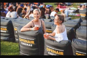 Darling Harbour – Win 1 of 12 Prize Packs Containing 4 Cinema Tickets to Darling Harbour's Open-Air Cinema and a $20 Gelatissimo Ice-Cream Voucher (prize valued at $1,200)