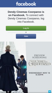 Dendy Cinemas Coorparoo – a Double Pass to Our Preview Screening of Fantastic Beasts