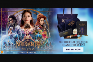 Dendy Cinemas – Win 1 of 5 Prize Packs