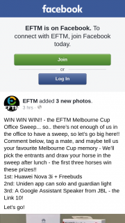 EFTM Melbourne Cup Office Sweep – Win a Double Pass to The Decadent & Depraved Screening