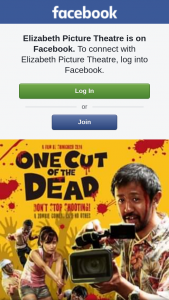 Elizabeth Picture Theatre – Win One of Two Double Passes to One Cut of The Dead this Friday 7pm