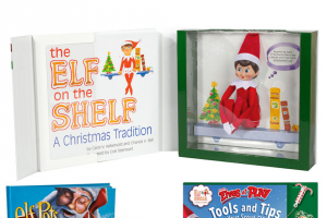 Female – Win an Elf on The Shelf Christmas Pack Valued at $170.00 Including (prize valued at $170)