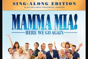 Female – Win One of 10 Copies of Mamma Mia