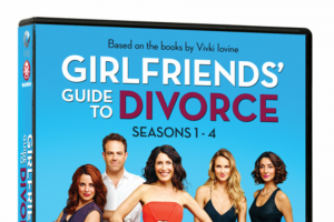 Female – Win One of 2 X Girlfriends Guide to Divorce Seasons 1-4 DVDs (prize valued at $1)