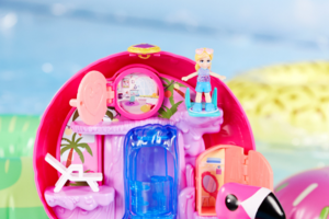 Female – Win One of 3 X $50 Polly Pocket Packs