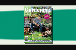Gardening Aust Mag – Win 1 of 10 Abc Gardening Australia 2019 Diaries (prize valued at $17.95)