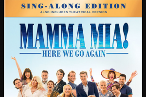 Girl – Win One of 10 Copies of Mamma Mia