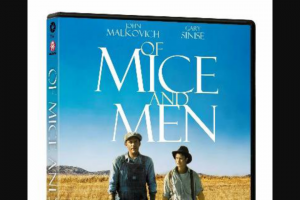 Girl – Win One of 5 X of Mice and Men DVDs (prize valued at $150)