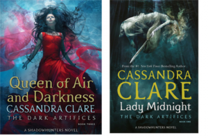 Girl – Win One of 3 X The Queen of Air & Darkness Book Packs (prize valued at $100)