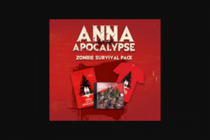 Girlcom – Win a Anna and The Apocalypse Merchandise Pack Valued at $70 Including (prize valued at $70)