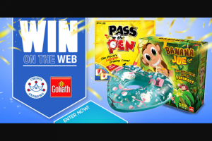 Gold Central Vic – Win One of Two Family Games Packs Thanks to Crown & Andrews / Golliath (prize valued at $160)