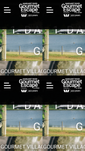 Gourmet Escape – Win The Prize (prize valued at $4,500)