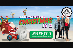Hot91 – Win The Prize Inside (prize valued at $5,000)