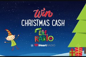 IHeartRadio – Win $200 Simply Complete The Entry Form (prize valued at $1,000)