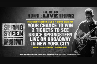 JB HiFi – Win a Once In a Lifetime Prize (prize valued at $10,000)