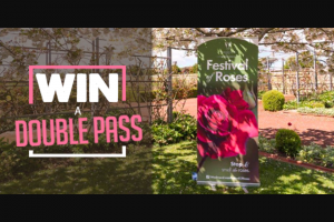 lafm TAS – Win a Double Pass With Fairsy's Big Breakfast to The Beautiful Woolmers Estate for The Festival of Roses November 18th From 9am – 4pm