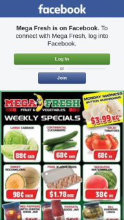 Mega Fresh Browns Plains – Win a $50 Fruit and Veg Voucher for Mega Fresh Browns Plains