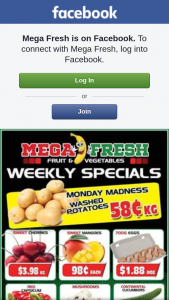 Mega Fresh Browns Plains – Win a $50 Fruit and Veg Voucher to Spend In Store