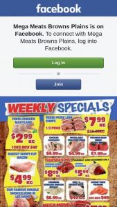 Mega Meats Browns Plains – Win a $50 Voucher (prize valued at $50)