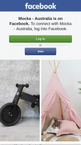 Mocka Australia – Win a Ninja Balance Bike Or a Pink Abbey Teepee