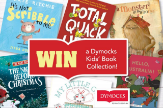 Mum Central – Win Your Kiddies a Collection of Great Kids' Books Thanks to Dymocks (prize valued at $200)