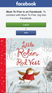 Mum to Five – Win 1 of 2 Copies of Little Robin Red Vest