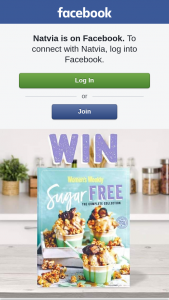 Natvia – Win 1 of 5 Sugar-Free The Complete Collection Cookbooks