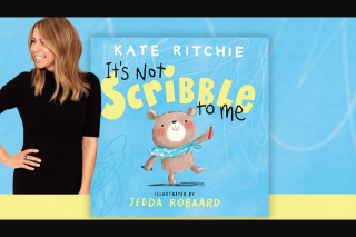 Nova FM – Win Kate Ritchie's Book 'it's Not Scribble to Me'