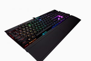 Oasis – a K70 Rgb Mk2 Low Profile Mechanical Gaming Keyboard (prize valued at $249)
