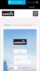 PainTBack – Return your unwanted tin/s of paint then post a selfie & – Will Be Directed to a Travel Agent Managing Prize Fulfilment for The Promotion at Flight Centre (prize valued at $4,780)