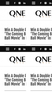 QNews – Win a Double to See 'the Coming Back Out Ball Movie' In Brisbane