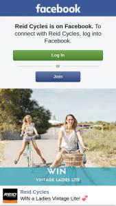 Reid Cycles – Win a Ladies Vintage Lite