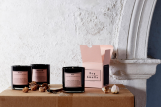 Russh magazine – Win a Scented Candle Gift Pack With Boy Smells