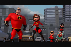 Screen Realm – Win One of 10 Blu-Ray Copies of Incredibles 2…