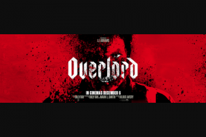 Screen Realm – Win One of 10 Double Passes to See Overlord In Cinemas…