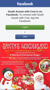 South Aussie With Cosi – Win My First Family Pass to Santa's Wonderland??