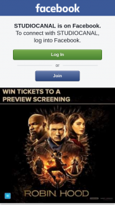 StudioCanal – Win a Double Pass to an Exclusive Preview Screening of Robin Hood on November 21