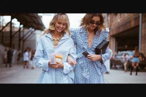 Style magazines – Must Be 18 Years of Age and Brisbane Based