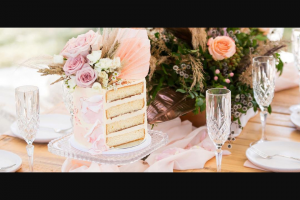 Style magazines – Win Your Own Custom Cake for Your Special Occasion (prize valued at $200)